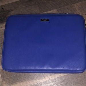 Blue Kate Spade Laptop Sleeve